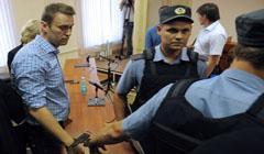 Навальному дали пять лет за непоследовательность