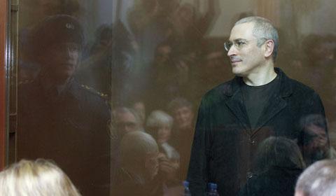 Суд. Второе дело Ходорковского и Лебедева