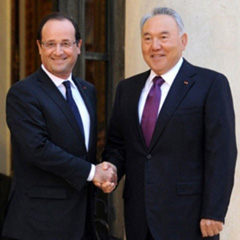 Президент Франции и Лучший диктатор года