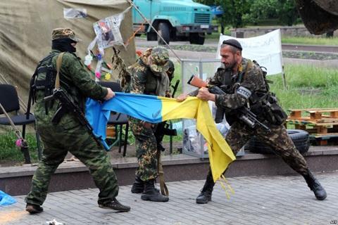 Гражданская война в Украине: обратной дороги нет и самое страшное ещё впереди