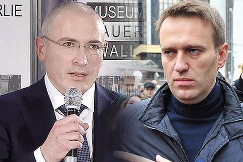 Ходорковский и Навальный, консолидация взглядов - КРЫМ НАШ