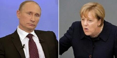 Конец иллюзий: Германия Меркель против России Путина