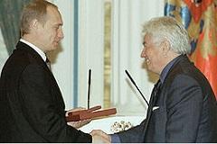 Открытое письмо Владимира Войновича президенту России
