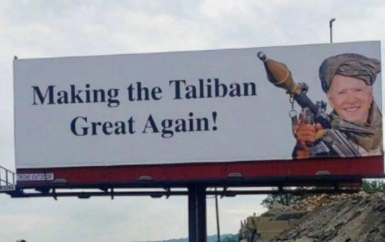 Сделаем Талибан снова великим!
